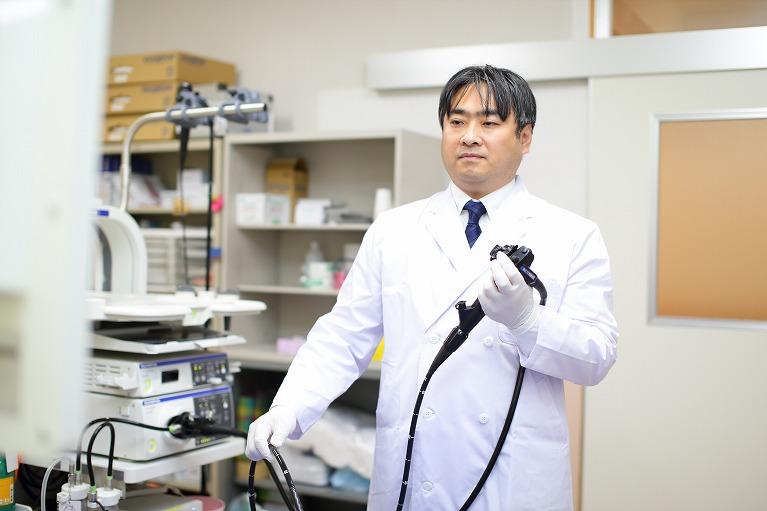 当院の大腸カメラ検査の特徴